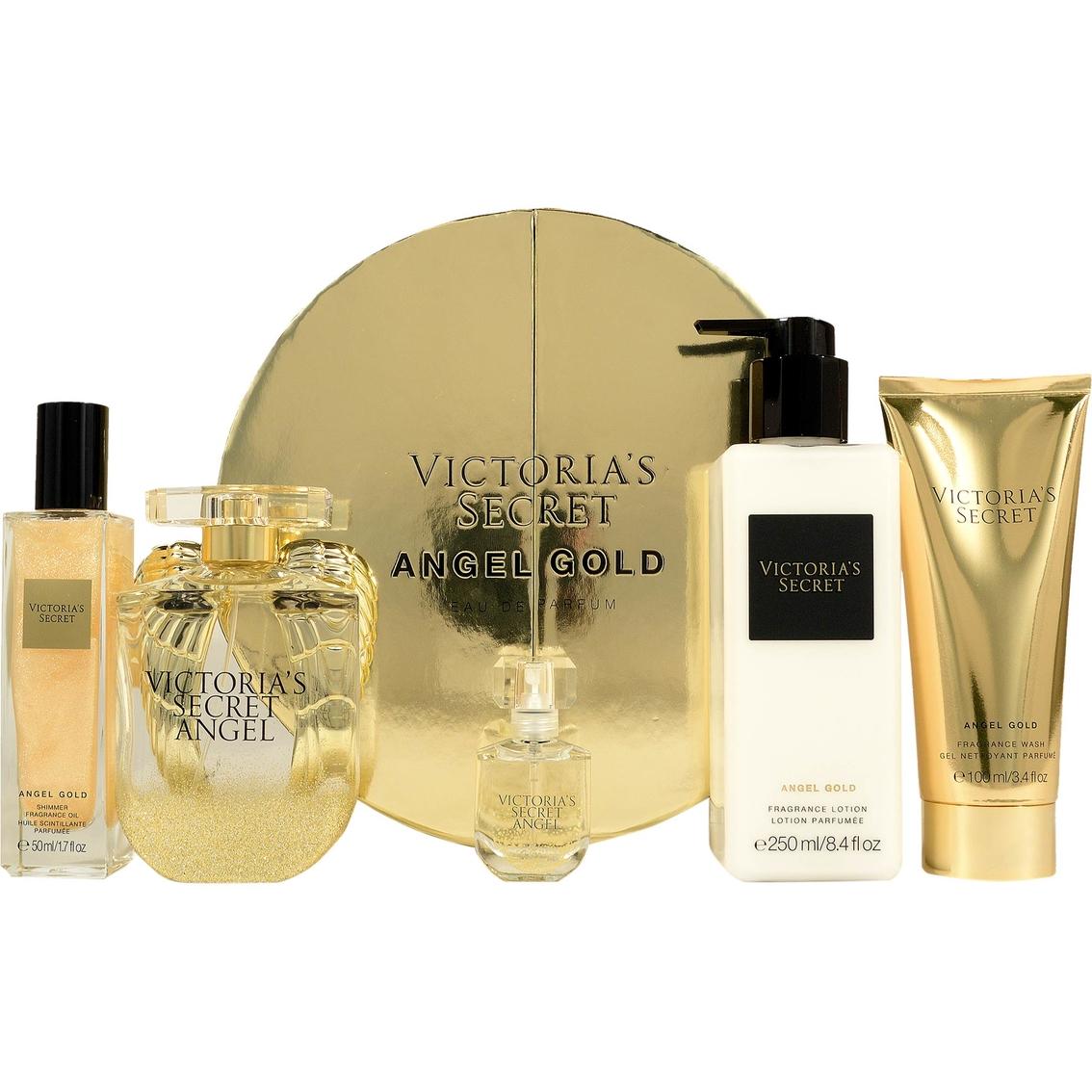 51637db8a78 Victoria s Secret Angel Gold Large Fragrance Box
