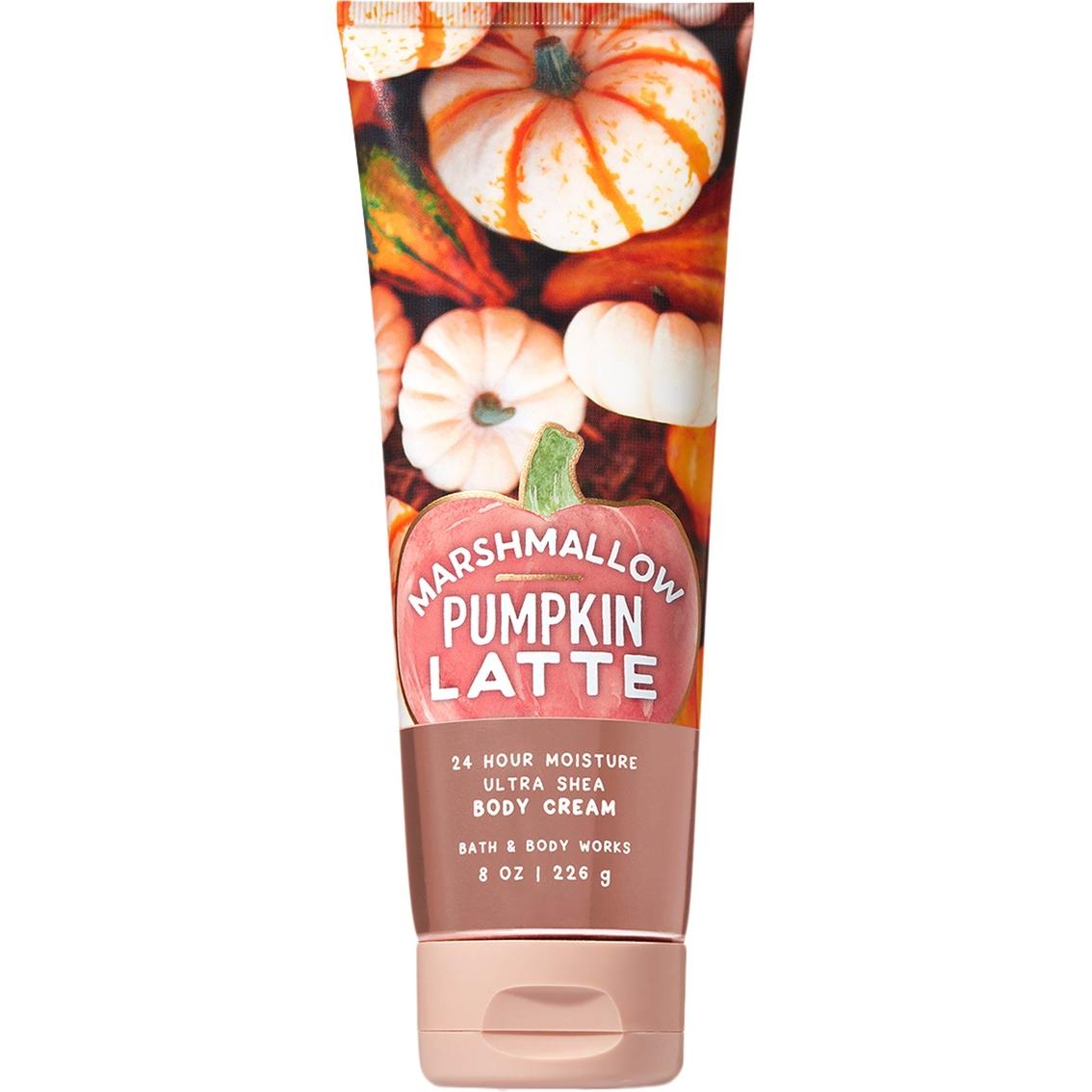 Bath & Body Works Marshmallow Pumpkin Latte Body Cream