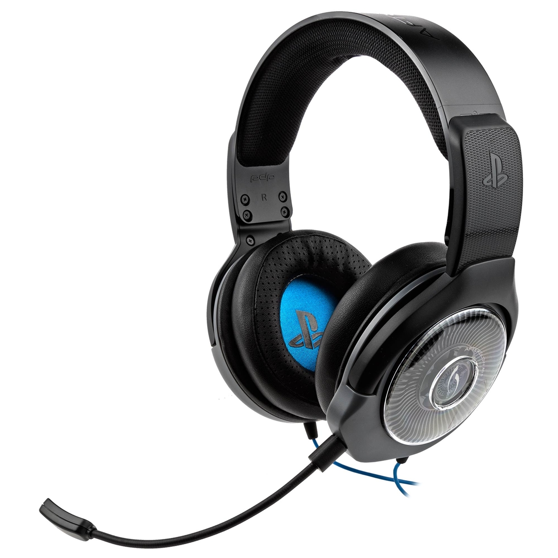Pdp Ps4 Afterglow Ag 6 Wired Gaming Headset (ps4) | Ps4