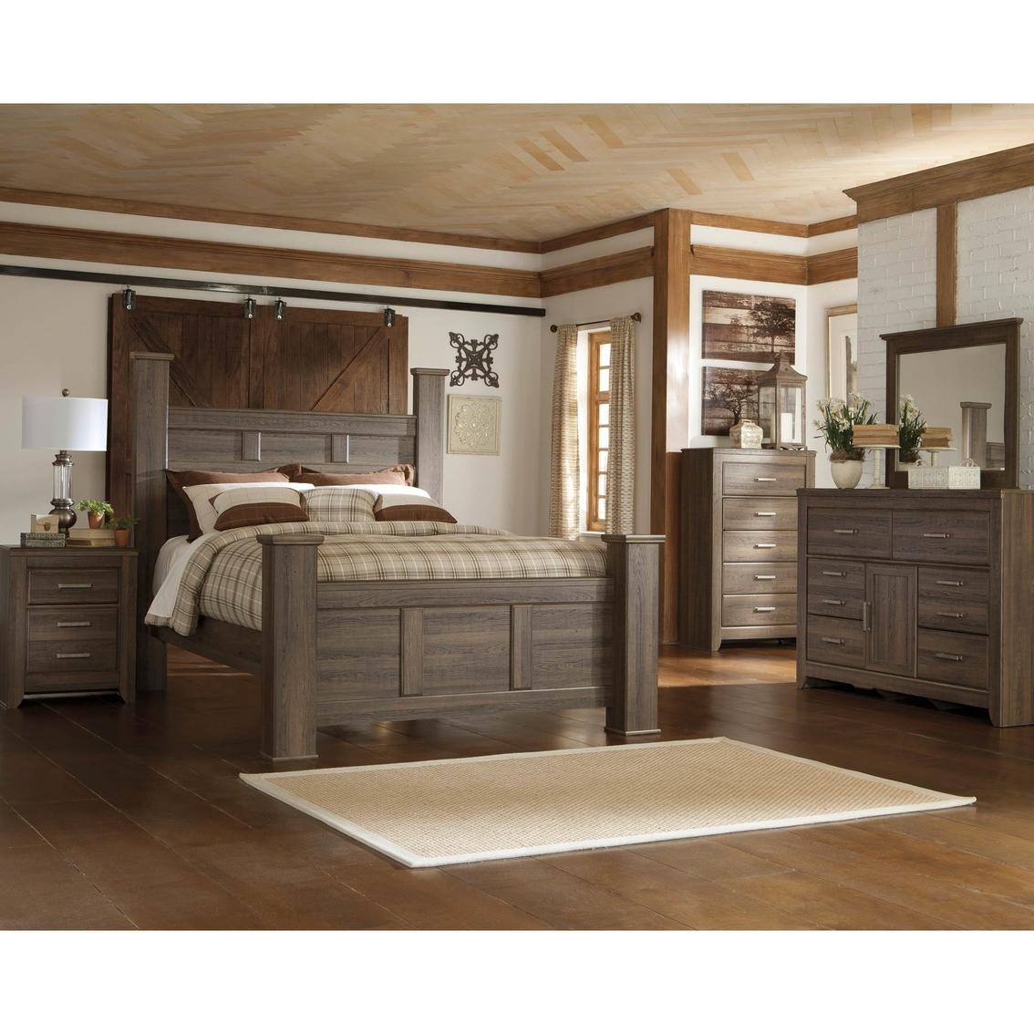 Signature Design By Ashley Juararo 5 Pc Bedroom Set Bedroom Sets Furniture Appliances Shop The Exchange