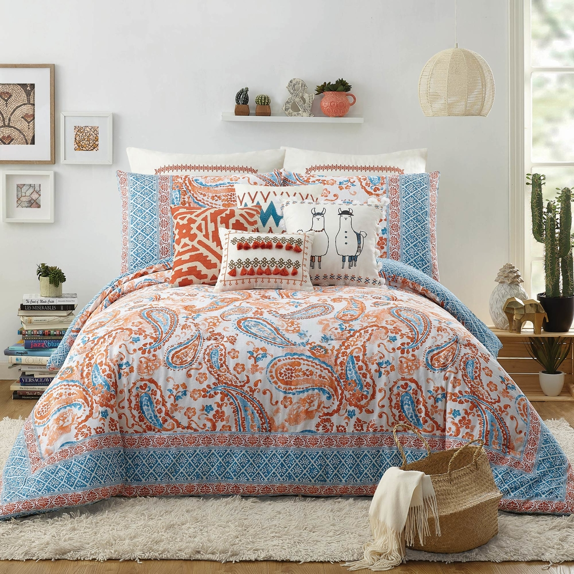 Jessica Simpson Caicos Comforter Set Bedding Collections