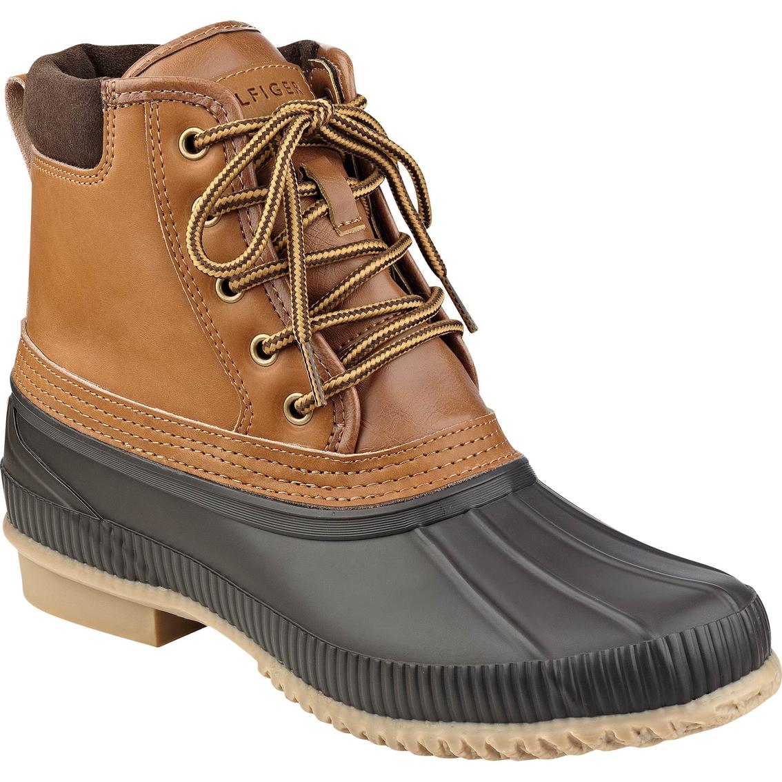 97c6aa77e80e45 Tommy Hilfiger 5 Eye Duck Boots