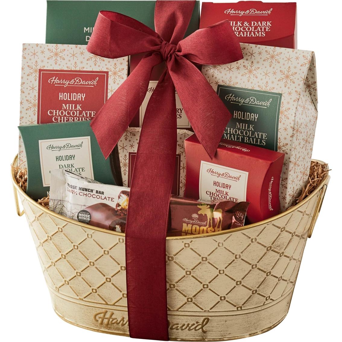 Harry & David Holiday Cheer Gift Basket
