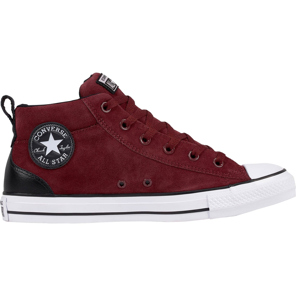 d52d3a9b0441 Converse Men s Chuck Taylor All-star Street Mid Sneakers