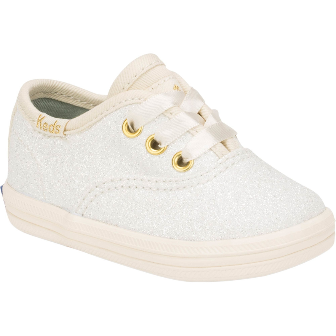 e3b8319a139 Keds X Kate Spade Infant Girls Champion Glitter Crib Sneakers ...