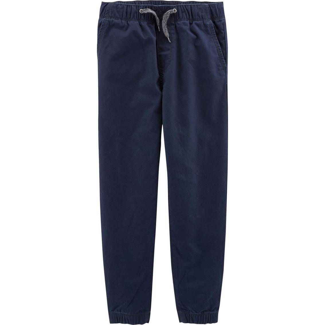 85aaee098238 Oshkosh B gosh Boys Woven Jogger Pants