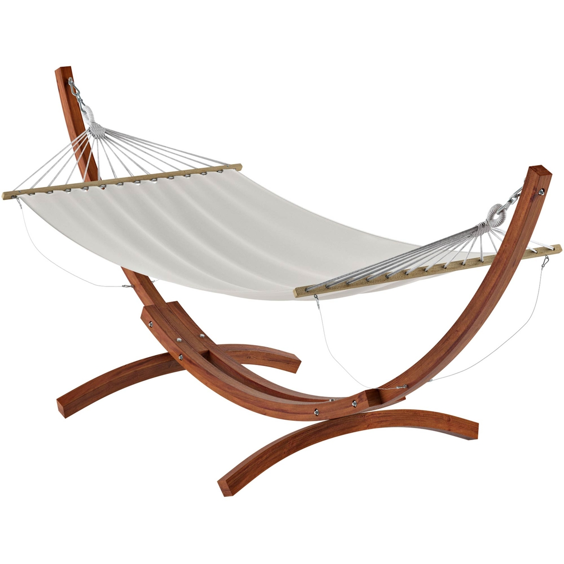 CorLiving Wood Canyon Free Standing Patio Hammock