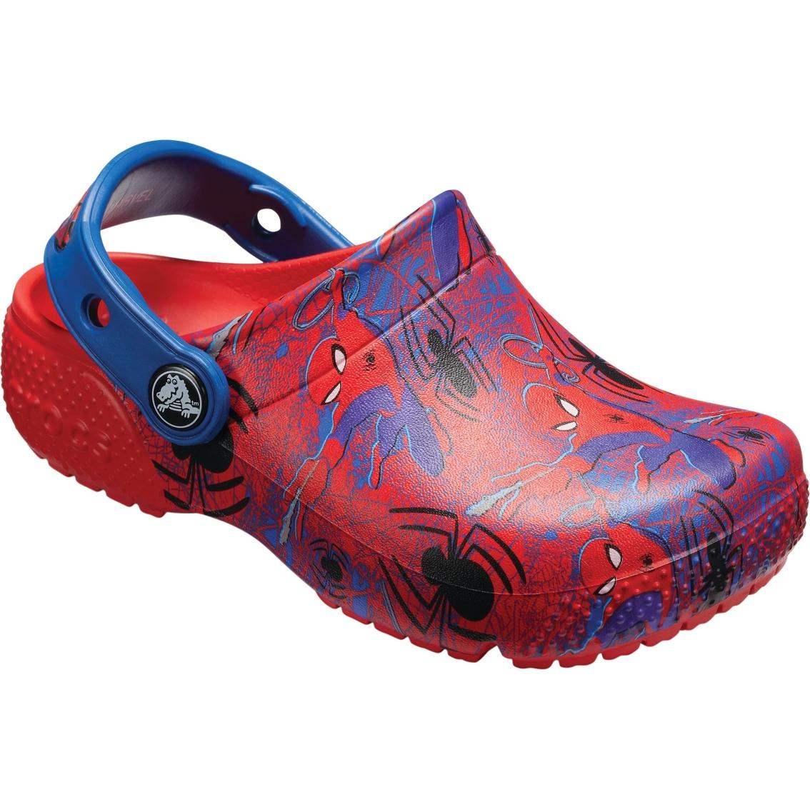 billigt pris lägre pris med senaste designen Crocs Boys Spider-man Graphic Clogs | Sandals | Shoes | Shop The ...