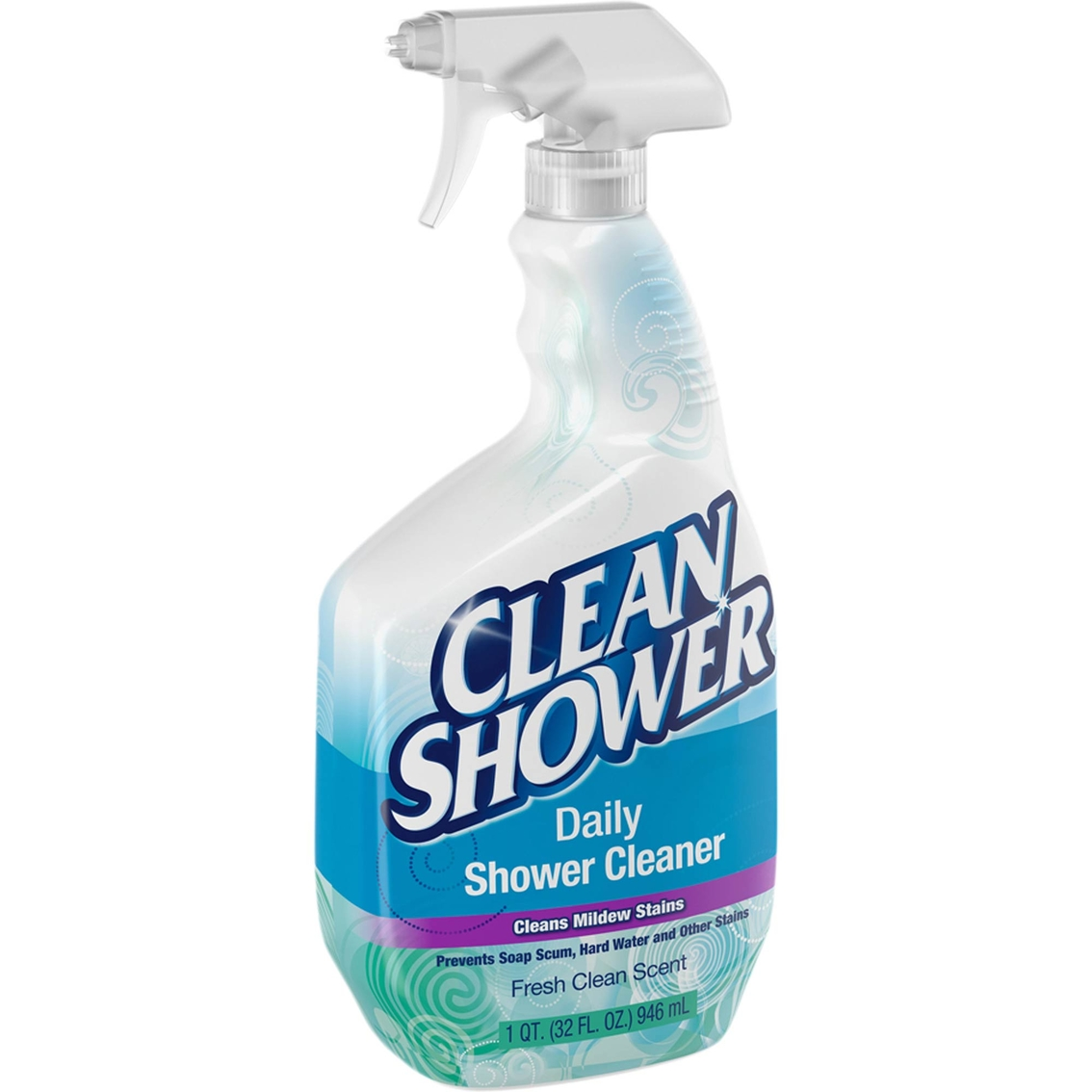 Clean Shower Daily Shower Cleaner 32 Oz. | Bathroom Cleaners | Home ...