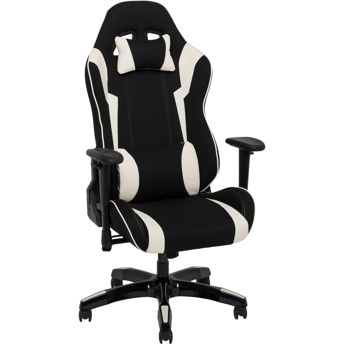 Outstanding Corliving High Back Ergonomic Gaming Chair With Height Ibusinesslaw Wood Chair Design Ideas Ibusinesslaworg