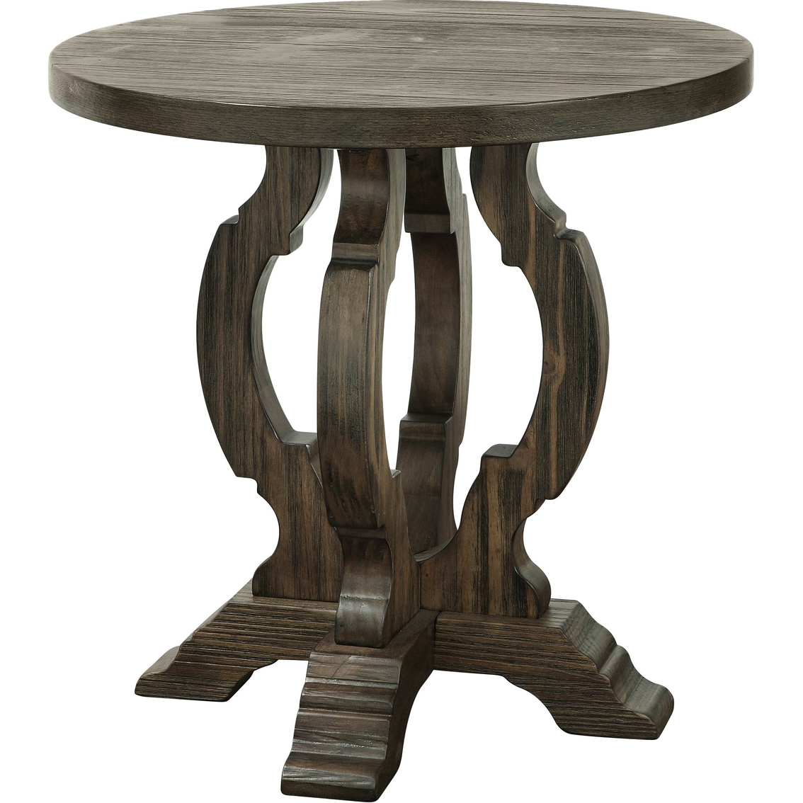 Coast To Accents Orchard Park Round Accent Table