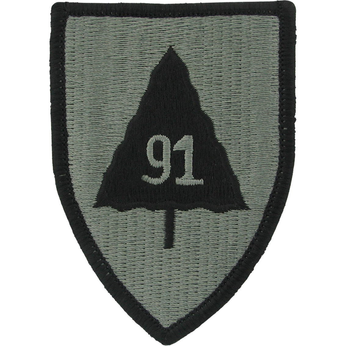 Army Unit Patch 91st Training Division UCP