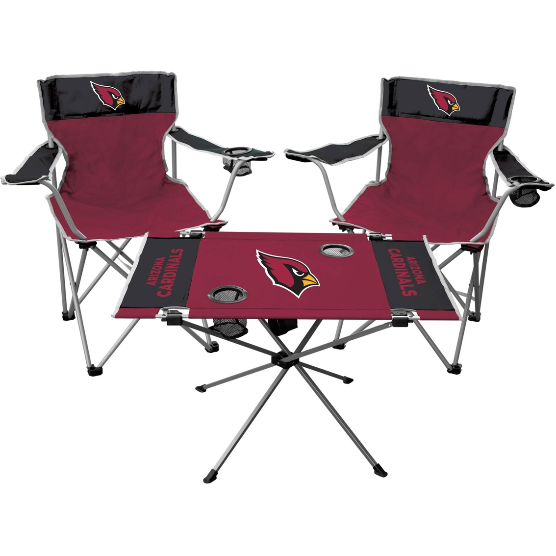 Prime Jarden Sports Licensing Nfl 3 Pc Tailgate Kit Camp Lamtechconsult Wood Chair Design Ideas Lamtechconsultcom