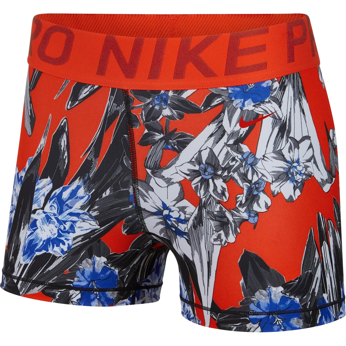 Nike Women's Pro Hyper Femme 3 Inch Shorts