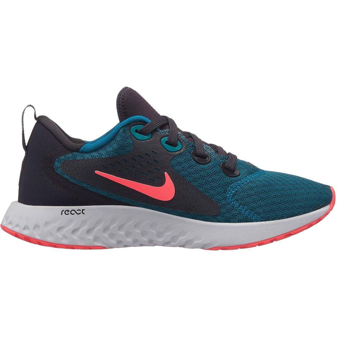 Nike Grade School Boys Rebel React Running Shoes  38f57708904