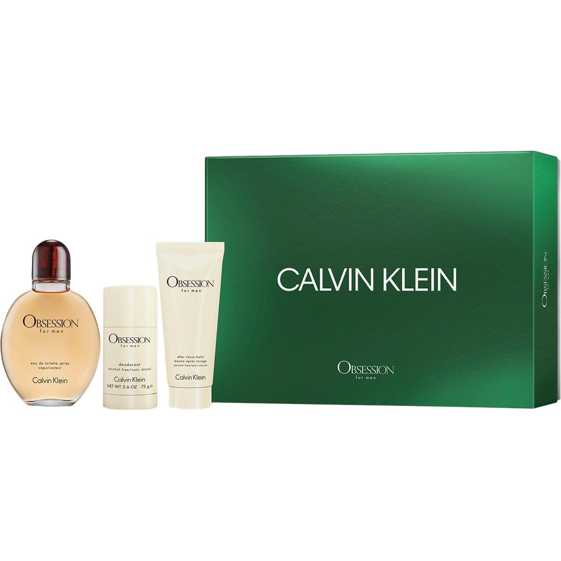 8e3b2c3bd4a1 Calvin Klein Obsession For Men 3 Pc. Gift Set