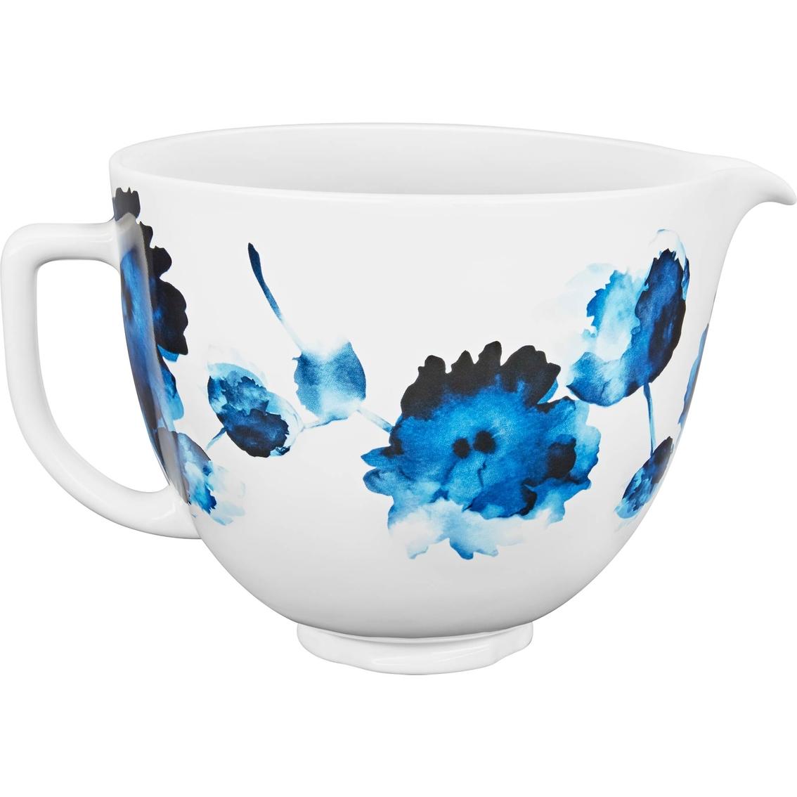 Kitchenaid 5 Quart Ink Watercolor Ceramic Bowl Wow Gifts