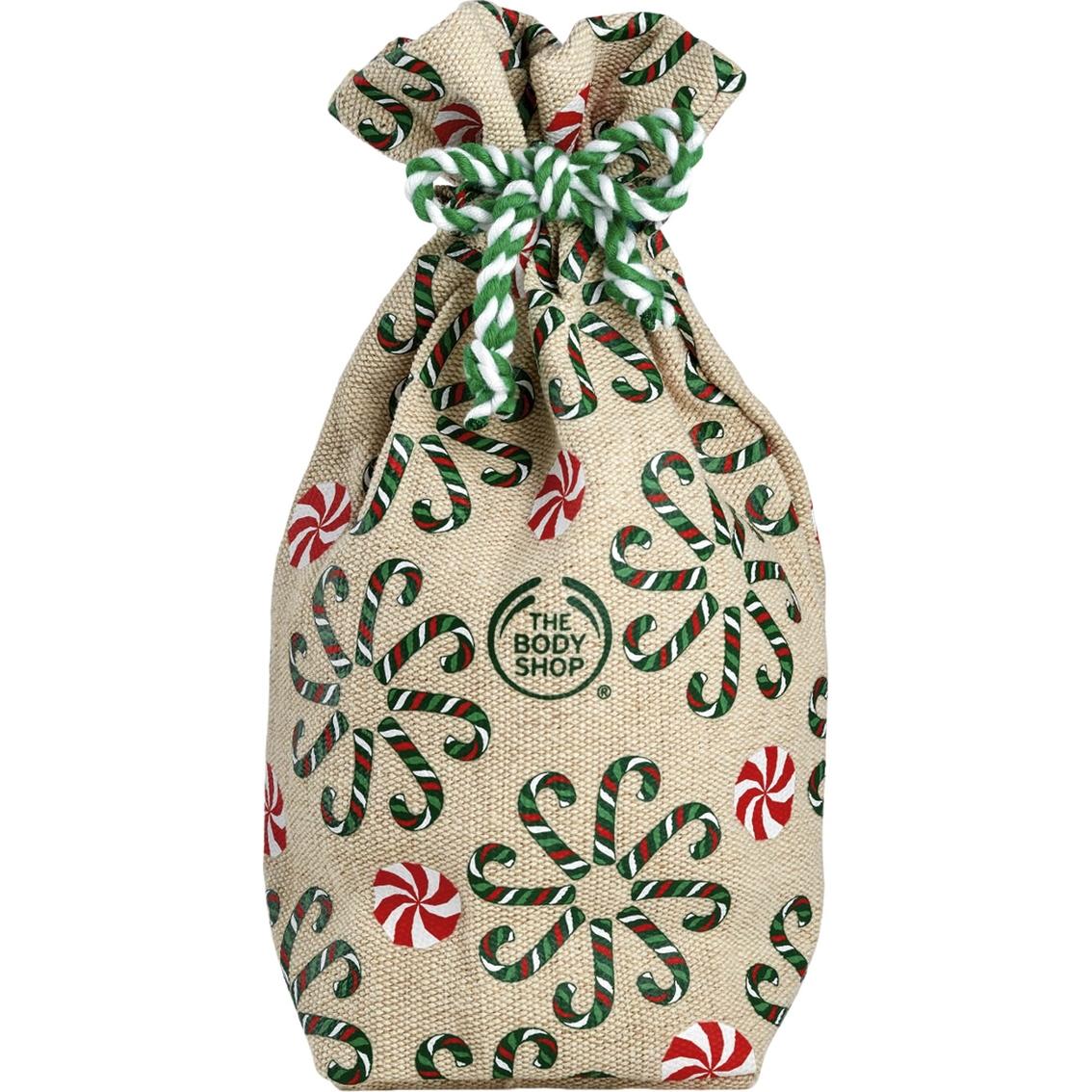 The Body Shop Peppermint Candy Cane Festive Picks 4 Pc Gift Set