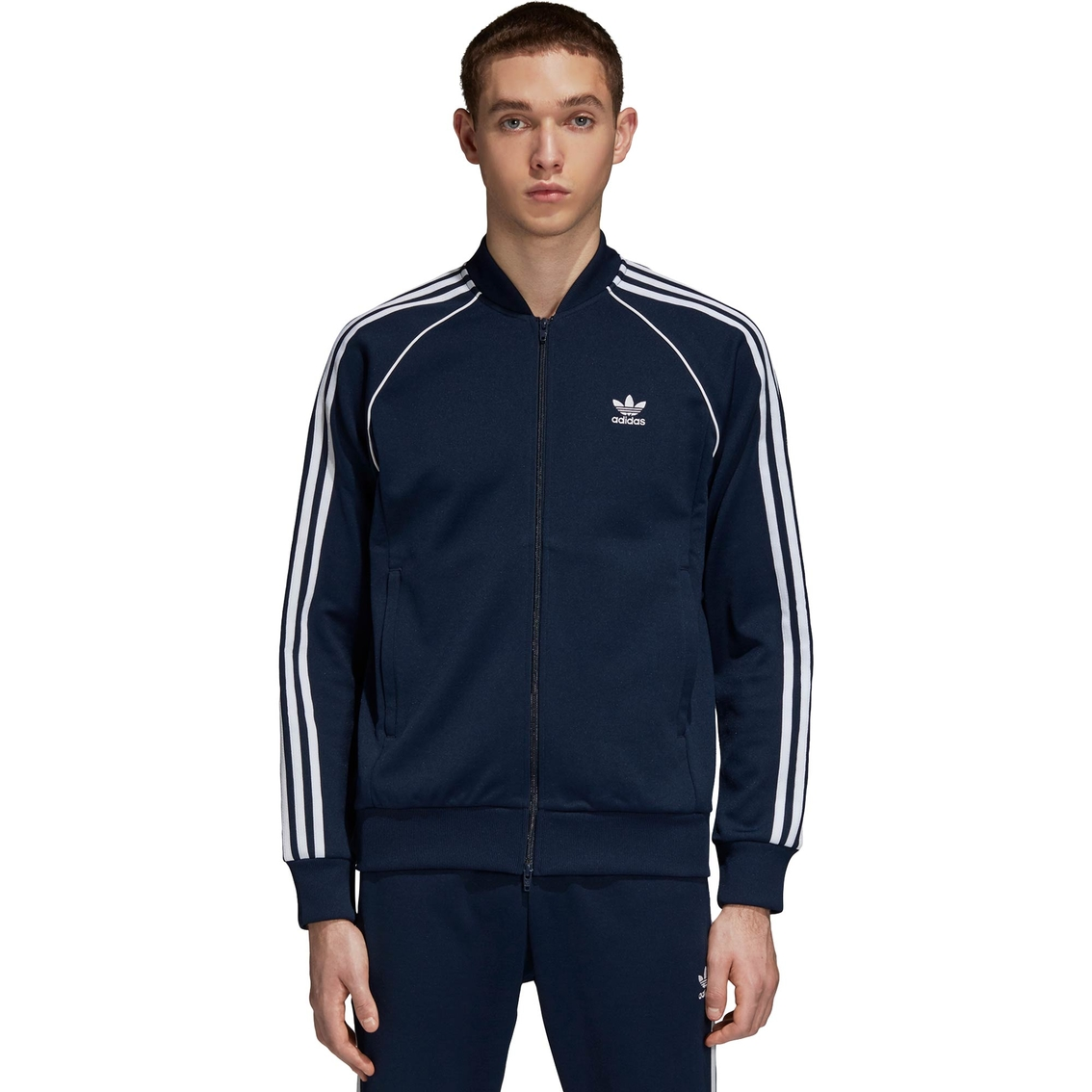 Adidas Sst Track Jacket Hoodies Jackets Apparel Shop The