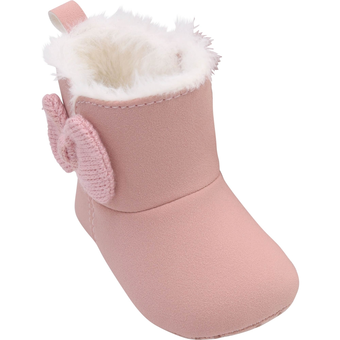 Infant Girls Bow Boots   Boots   Shoes