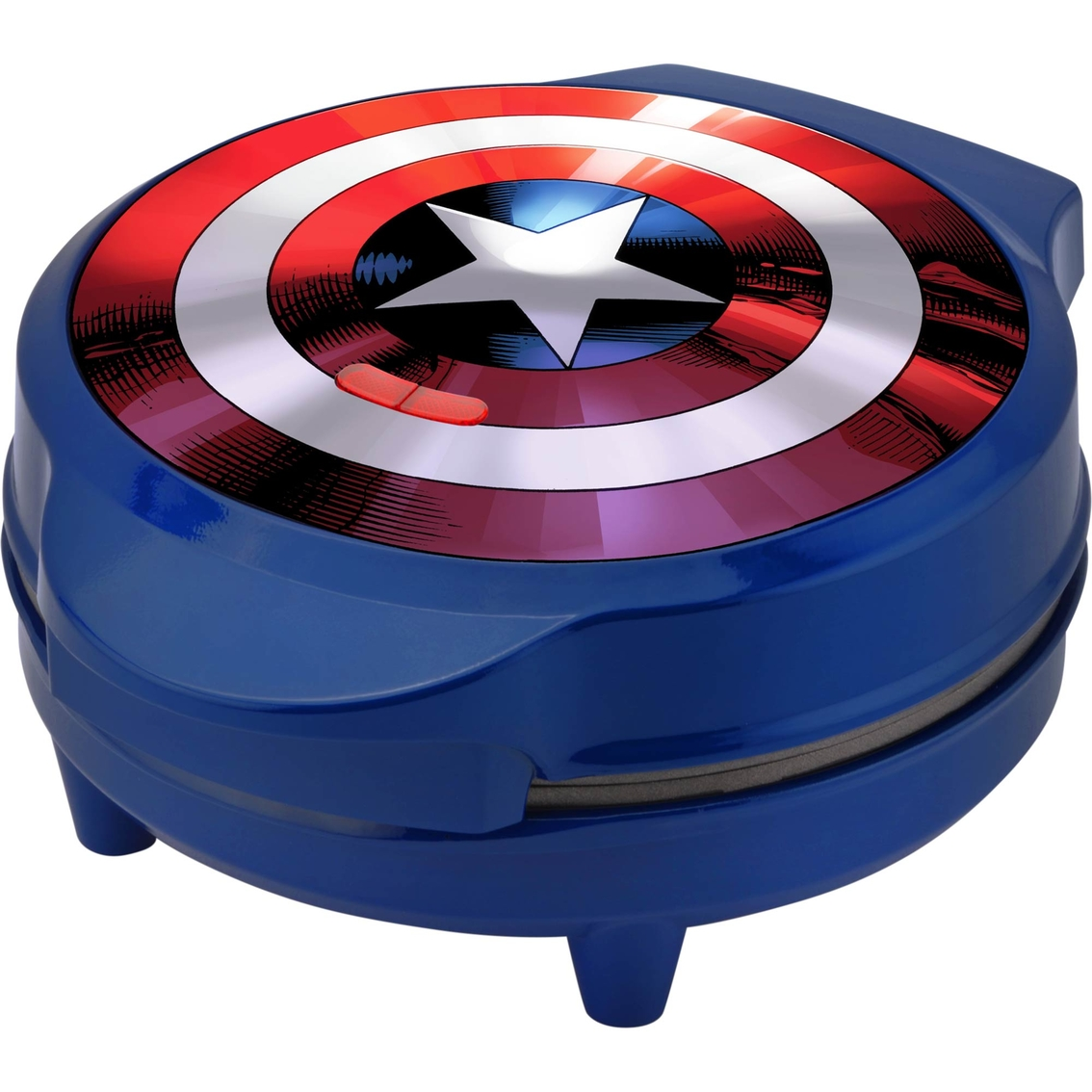 Wondrous Captain America Waffle Maker Waffle Egg Cookers Home Pdpeps Interior Chair Design Pdpepsorg