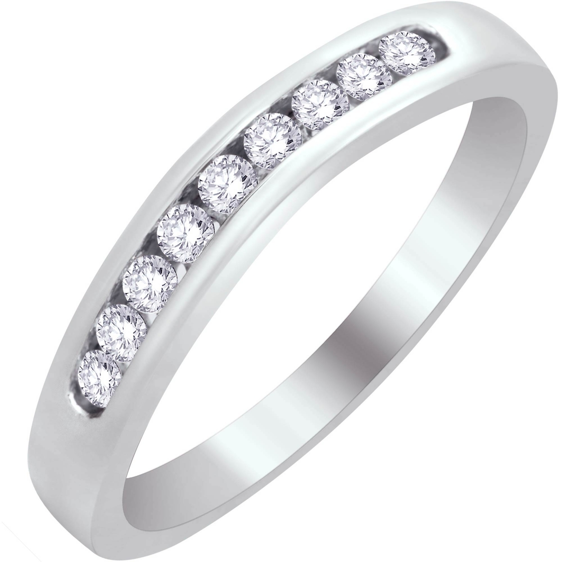 14k white gold 1 4 ctw bridal wrap ring wraps