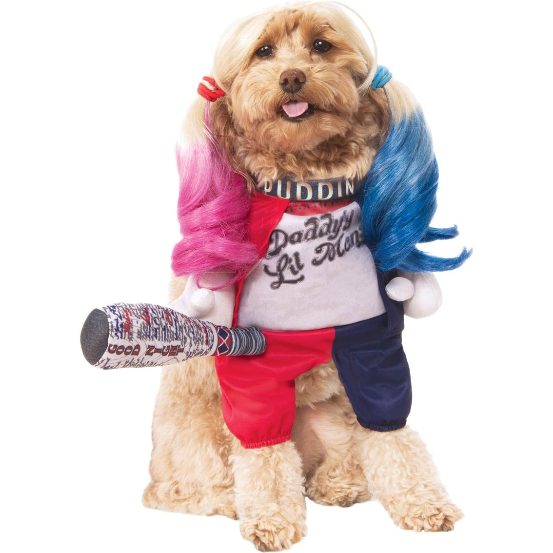 c05f0622a2d1 Rubie s Costume Suicide Squad Harley Quinn Dog Costume