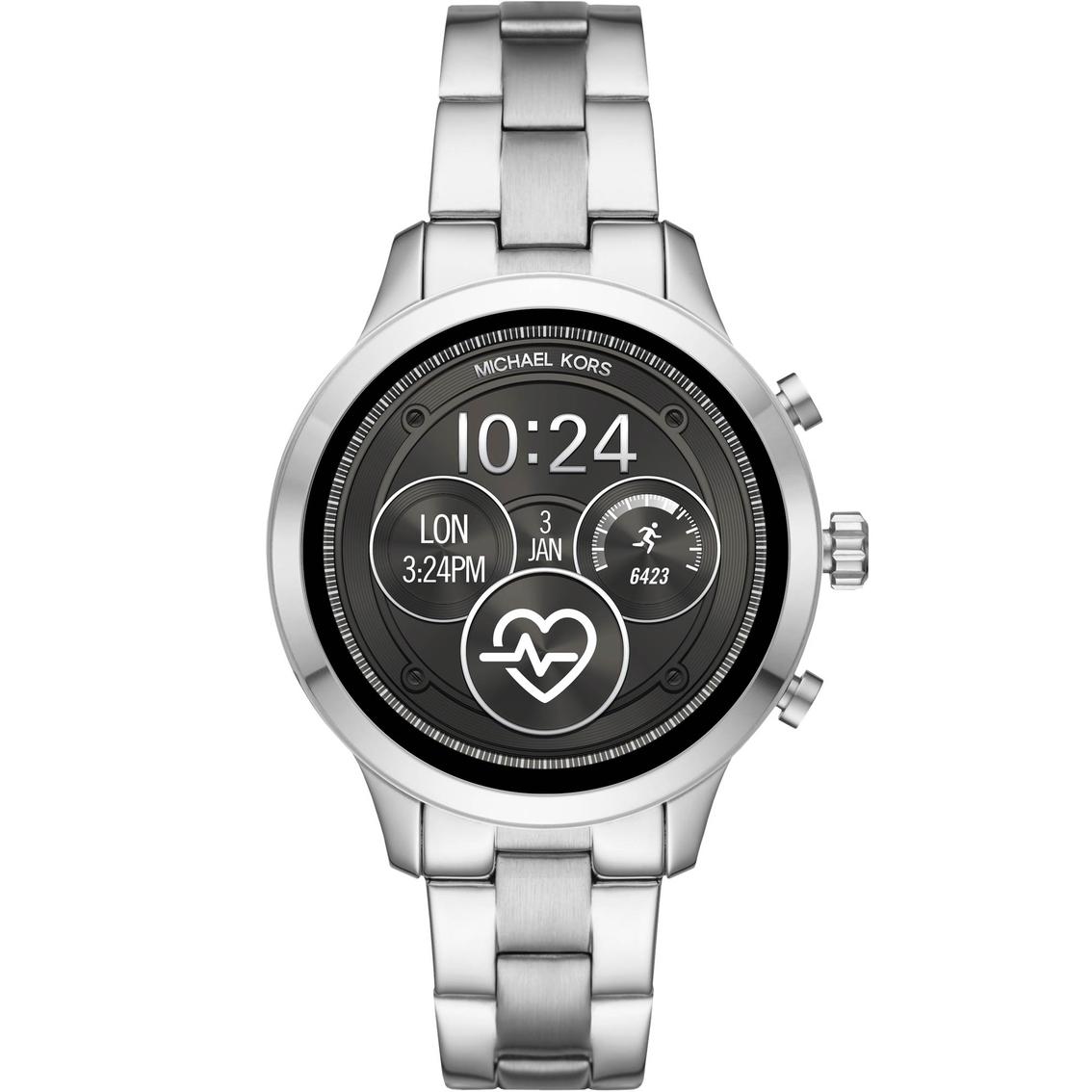 Michael Kors Access Touchscreen Stainless Steel Smartwatch