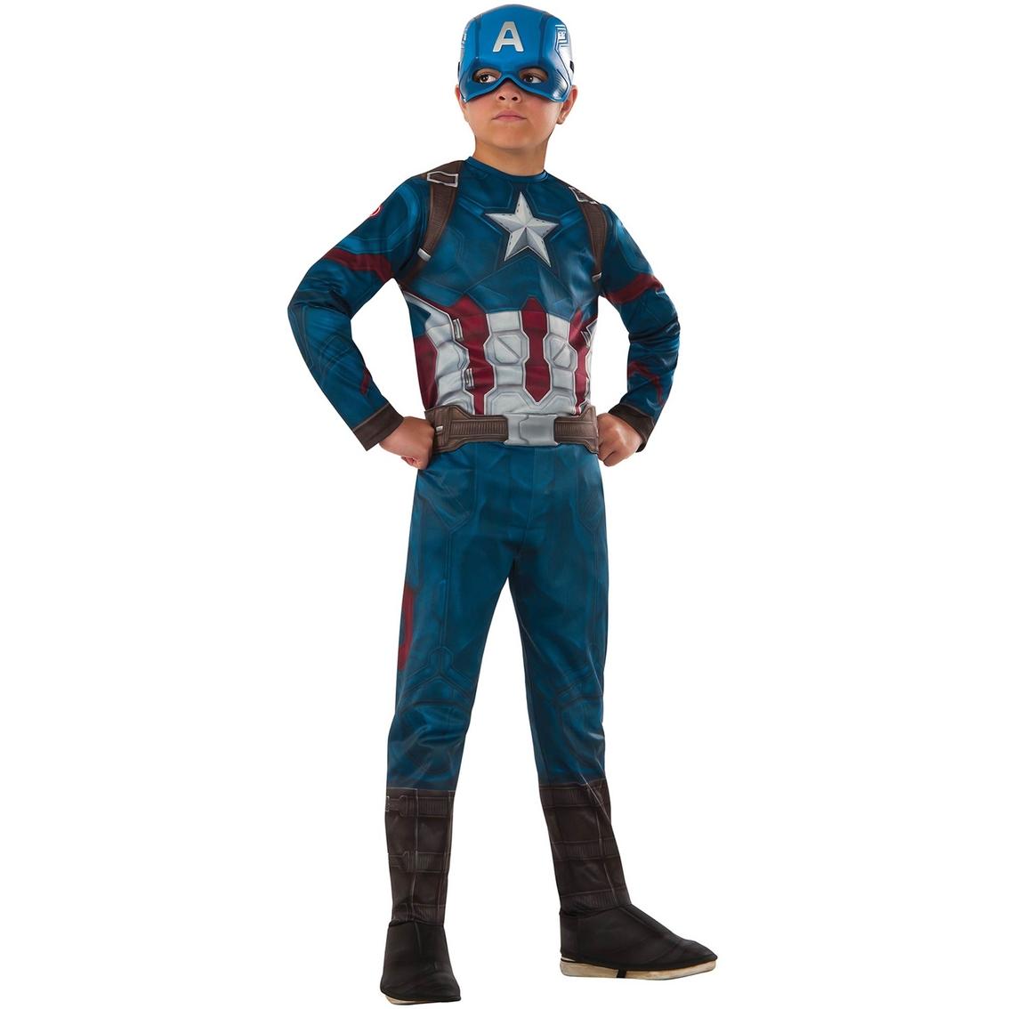 Rubie S Costume Little Boys Boys Marvel S Captain America Civil War Costume Children S Costumes Baby Toys Shop The Exchange New captain marvel carol danvers cosplay costume mp004141. exchange