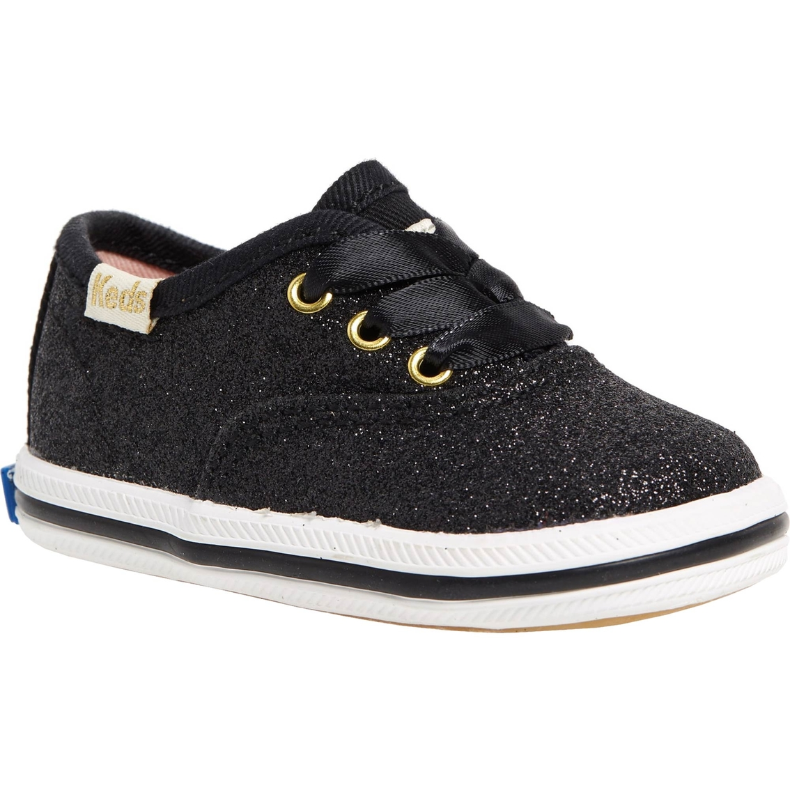 a2e9dde1716cd Keds Infant Girl s Kate Spade Champion Glitter Sneakers