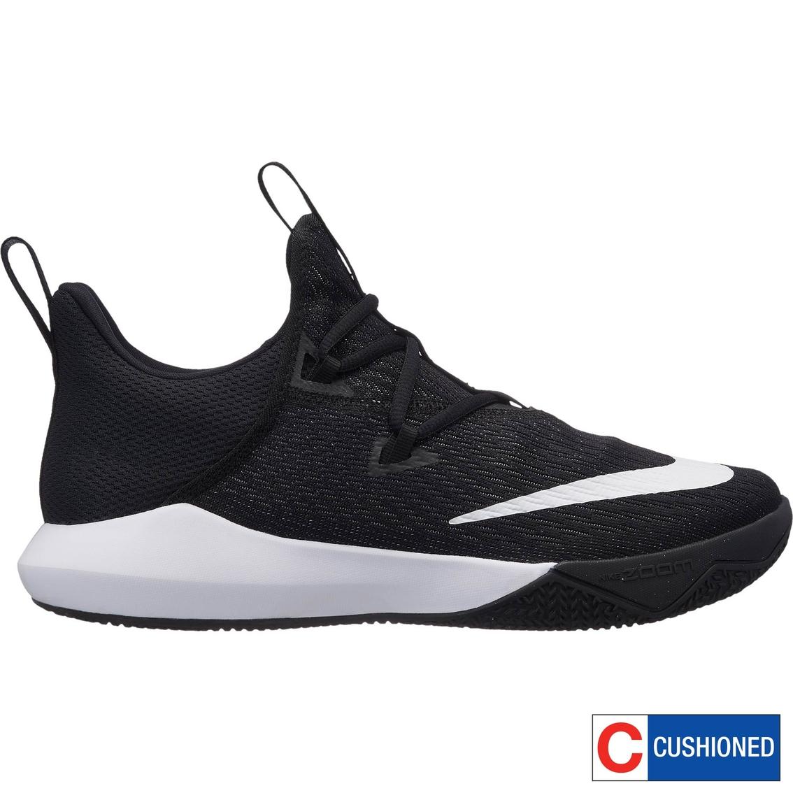 e2d78ad2cc92f Nike Men's Zoom Shift 2 Basketball Shoes | Basketball | Shoes | Shop ...