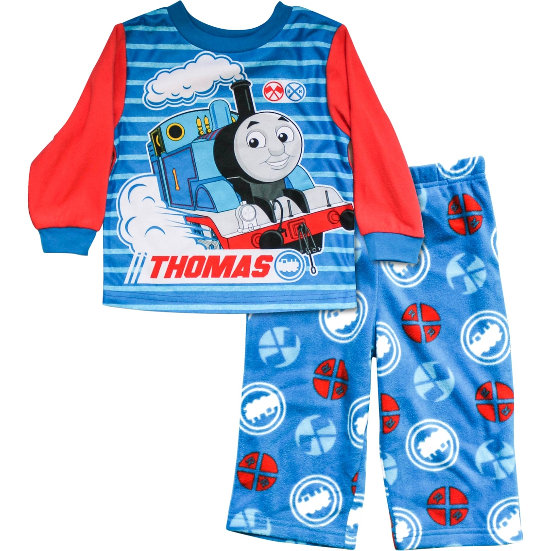 4c4a945e4 Thomas   Friends Infant Boys Thomas The Train 2 Pc. Pajama Set ...