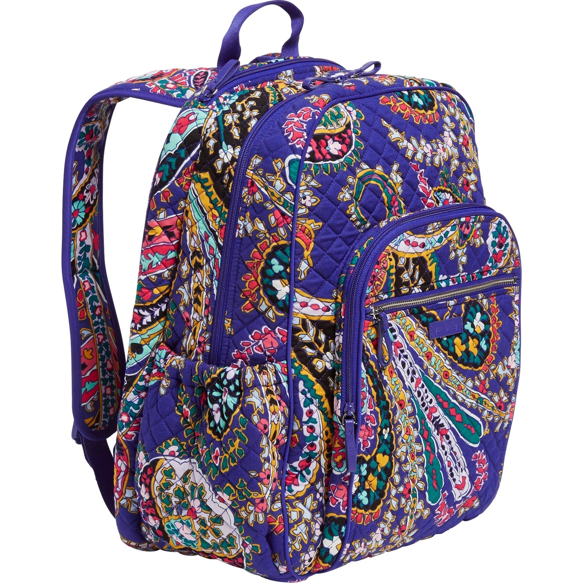 Vera Bradley Iconic Campus Backpack d31831fce6976
