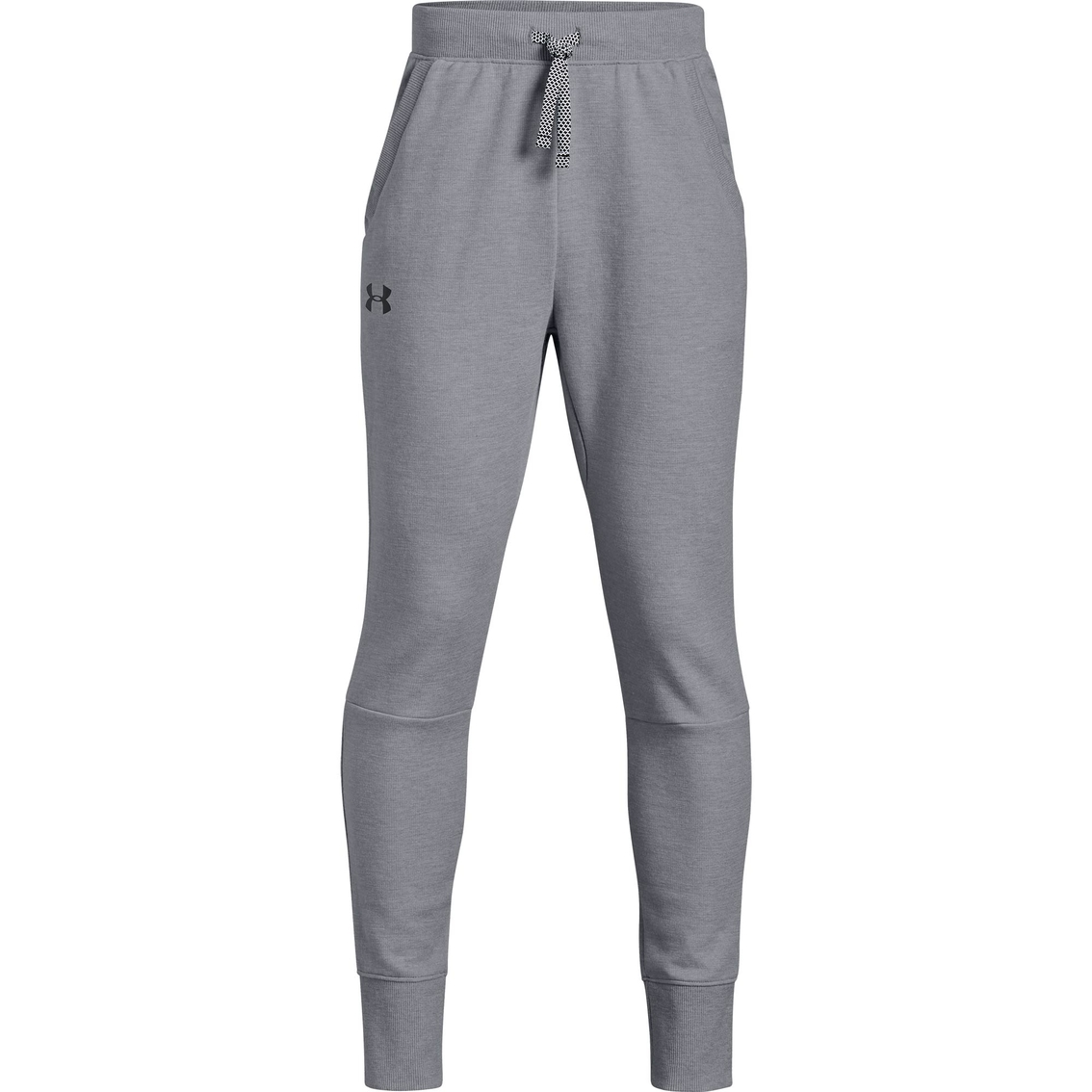 9263583645847c Under Armour Boys Unstoppable Double Knit Joggers | Boys 8-20 ...
