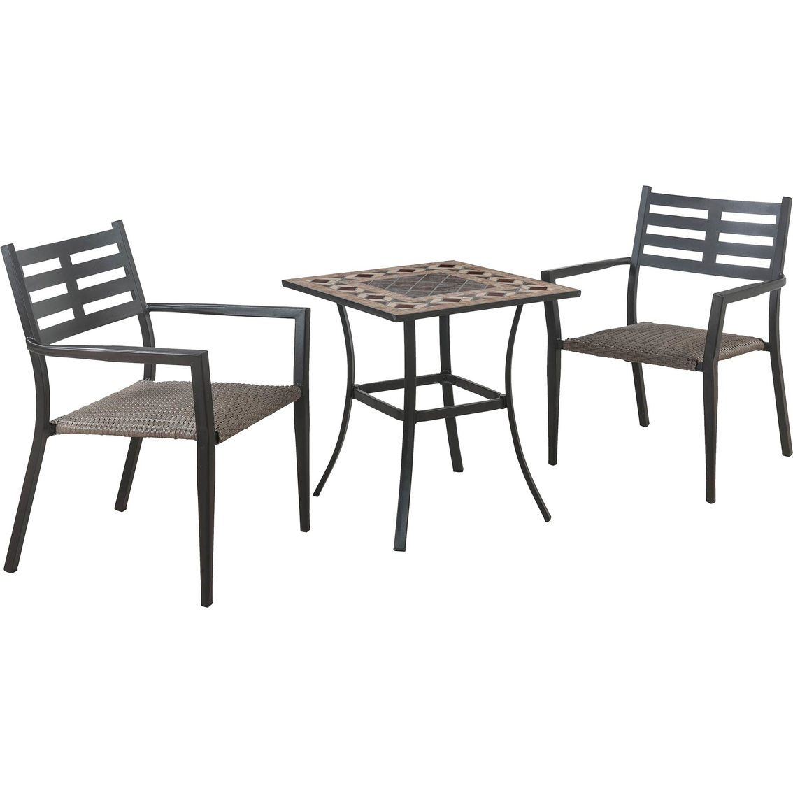 Karsten Creek 3pc Patio Bistro Set