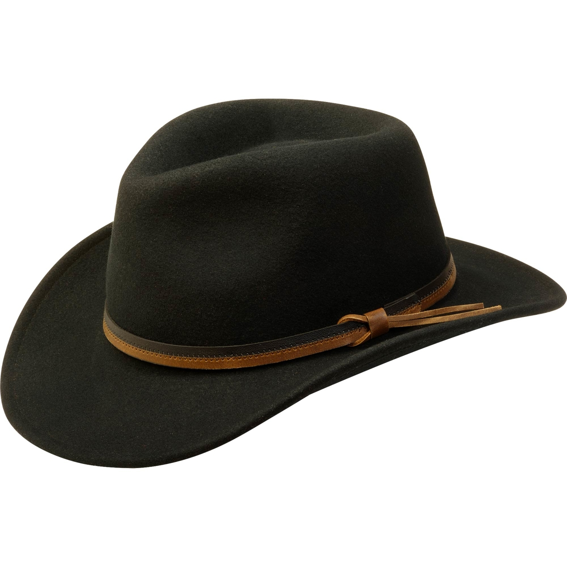 Country Gentleman Outback Wool Fedora  33b51028eda