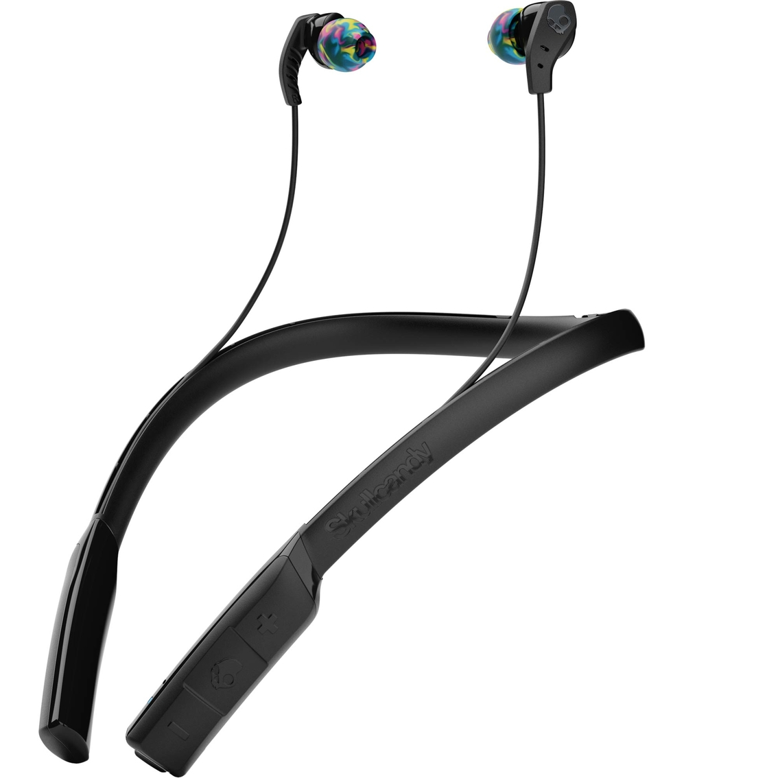 Earbuds with volume control bluetooth - Skullcandy Slap - headphones with mic Overview