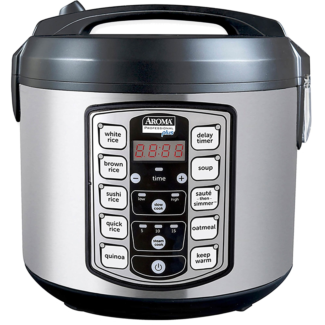 Aroma Professional 20 Cup Digital Rice Cooker, Steamer