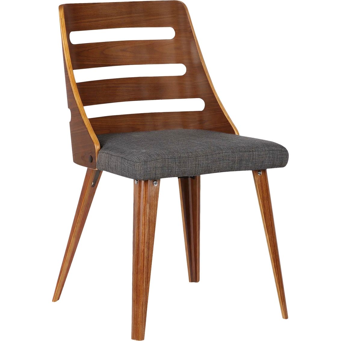 Armen Living Storm Mid-century Dining Chair | Dining ...