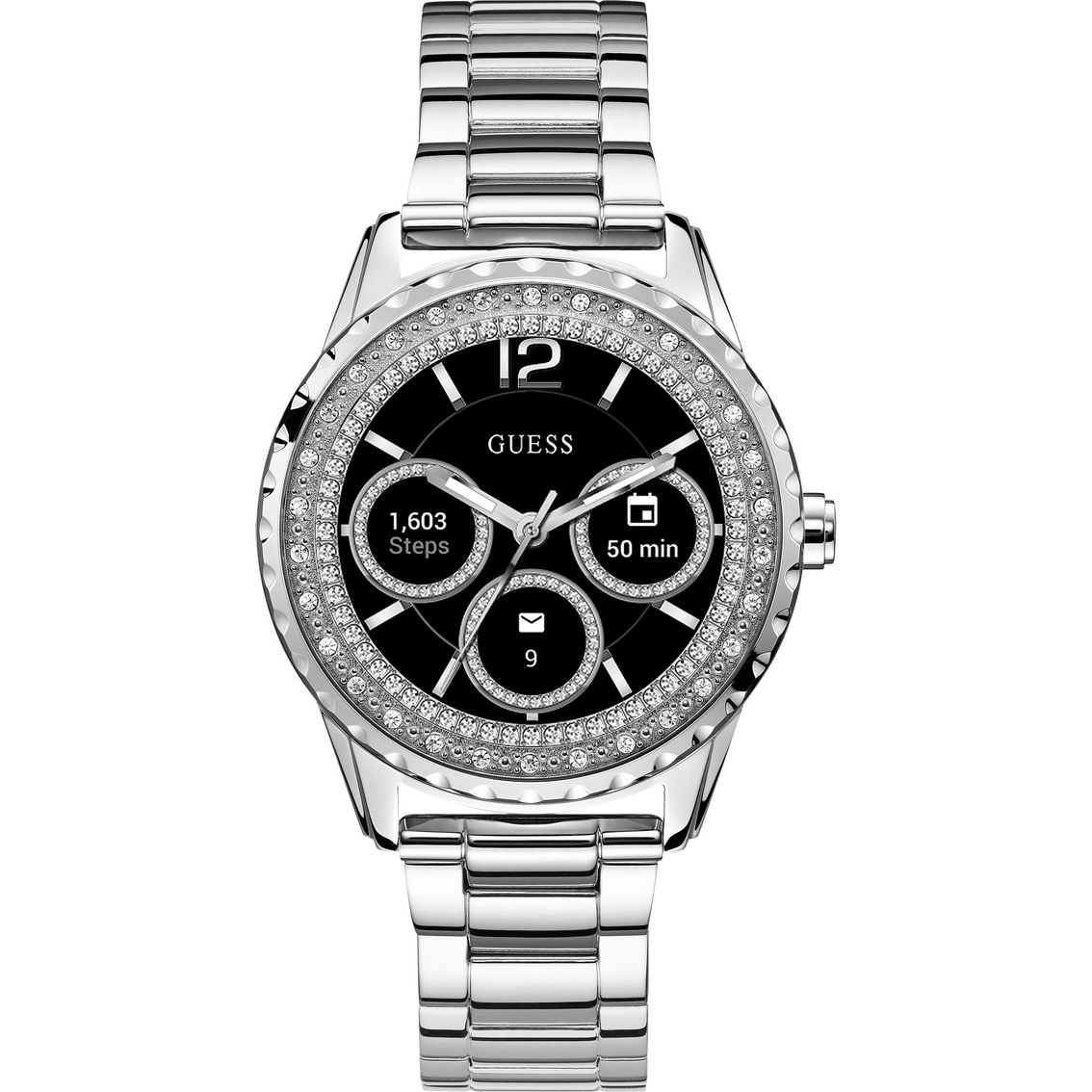 sostegno adolescente Esclusivo  Guess Connect Jemma Os Smart Watch | Smartwatches | Jewelry & Watches |  Shop The Exchange