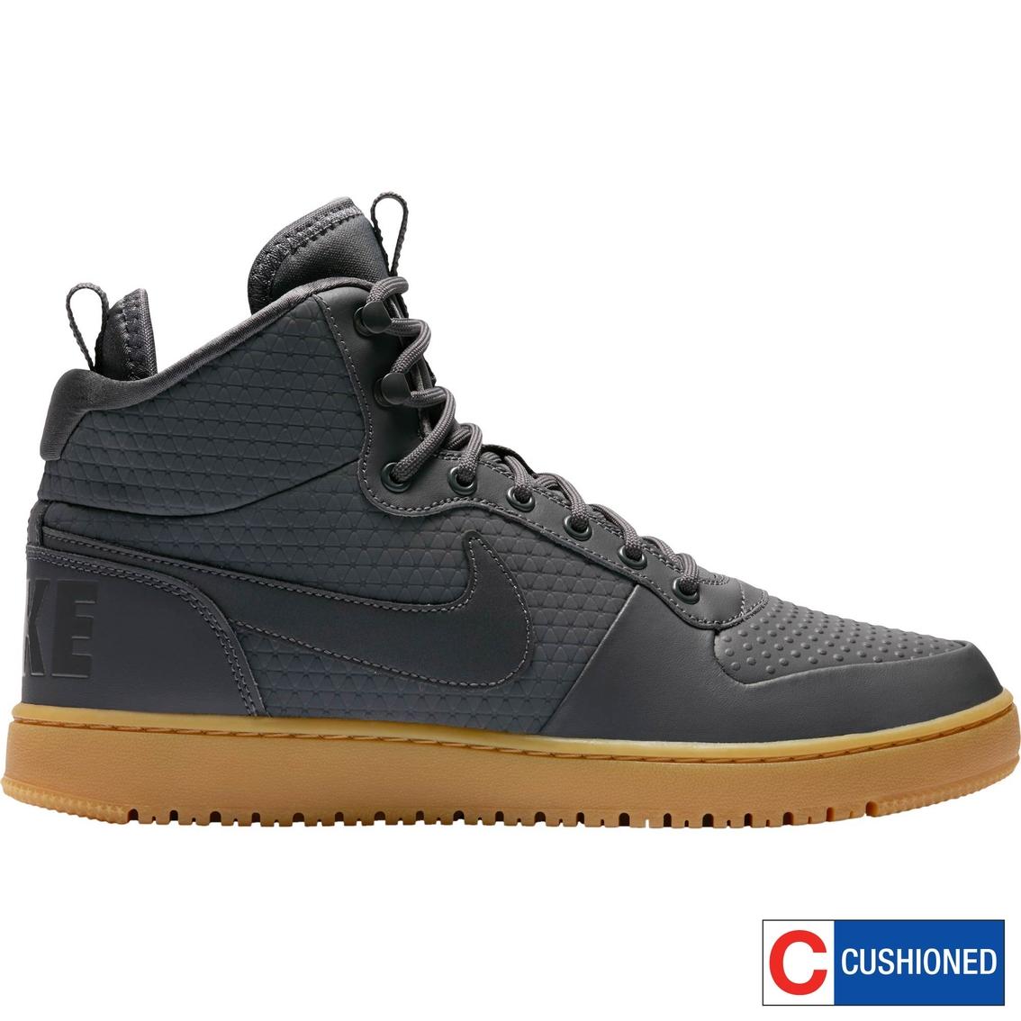 Nike Men s Court Borough Mid Winter Shoe  e262c7dd6