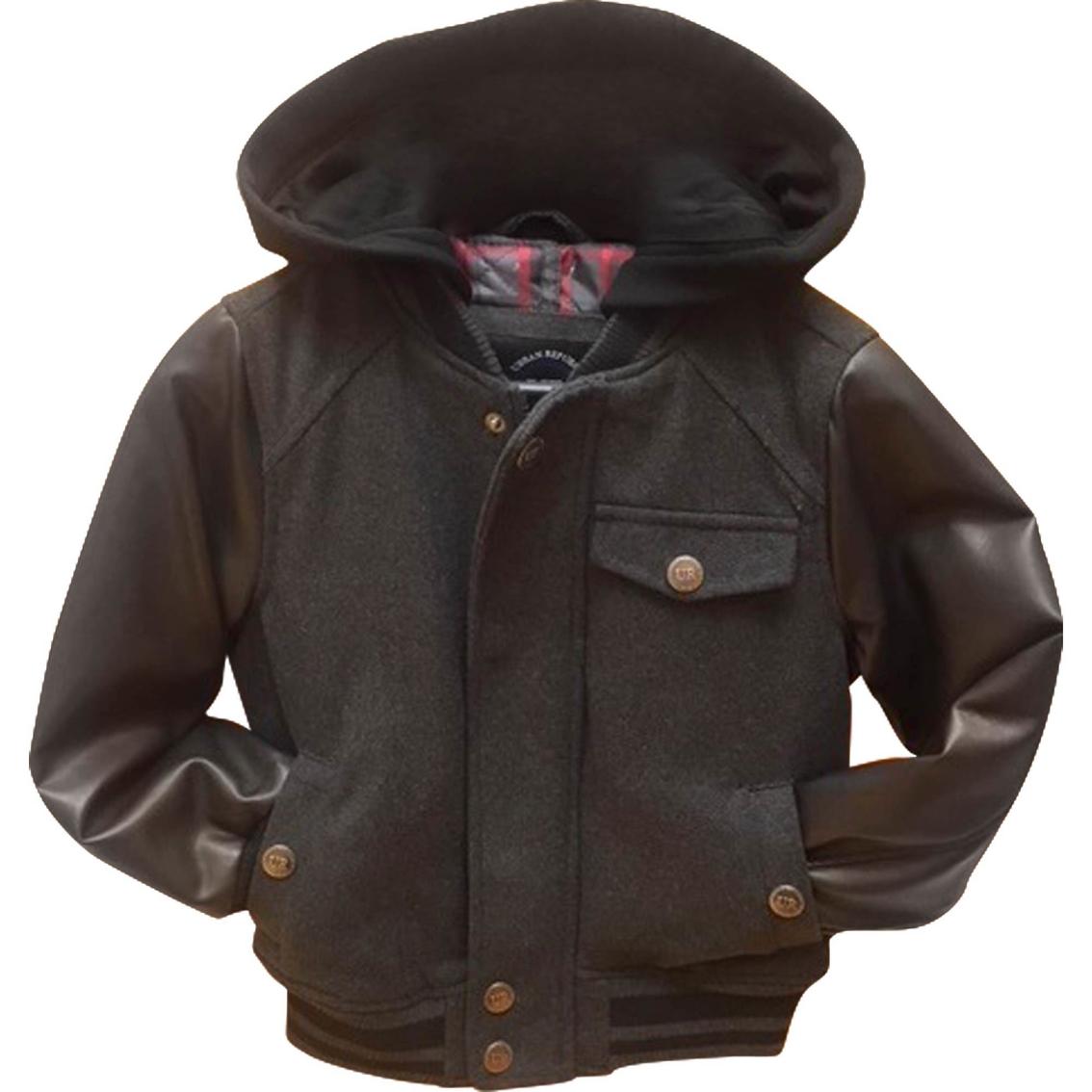 9901c8a4735 Urban Republic Toddler Boys Varsity Wool Jacket