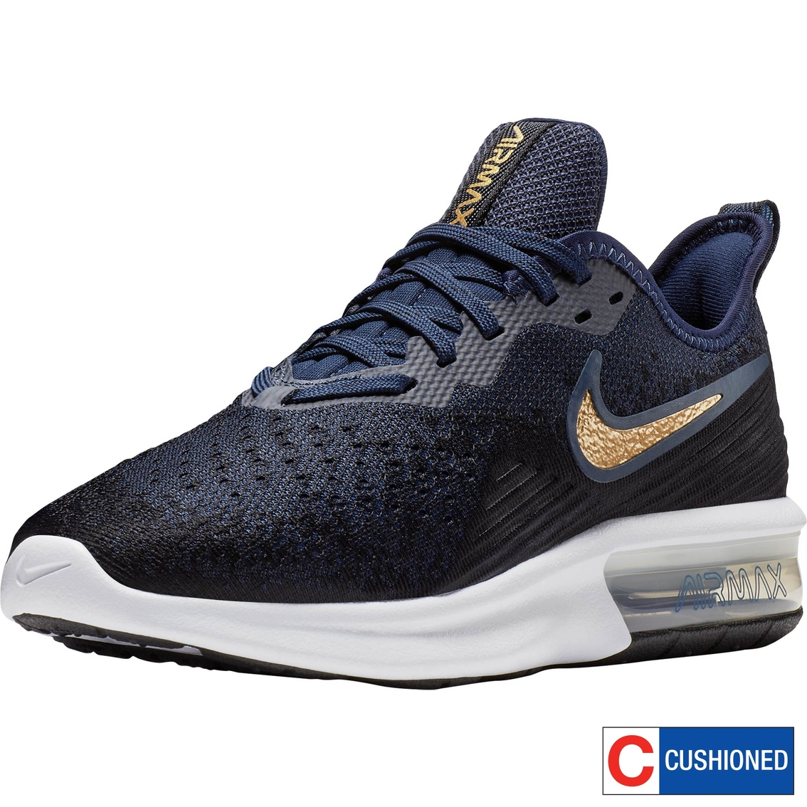 low priced 089f2 27f76 Nike Women s Air Max Sequent 4 Running Shoes