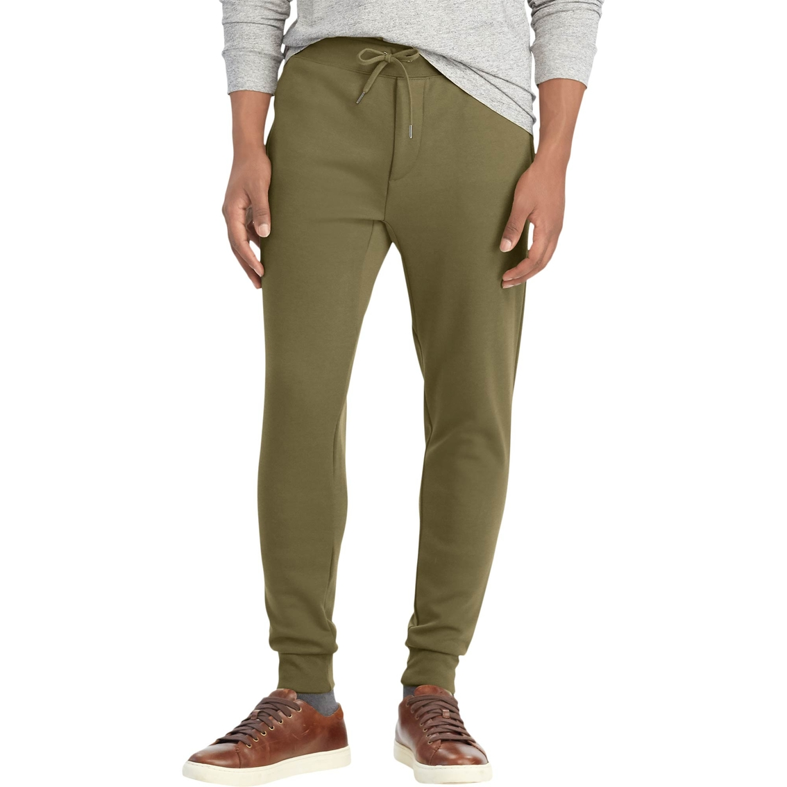 2e10e886e Polo Ralph Lauren Double Knit Jogger