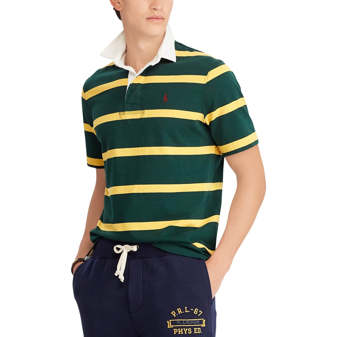 af25d578974 Polo Ralph Lauren The Iconic Rugby Shirt | Polos | Father's Day Shop ...