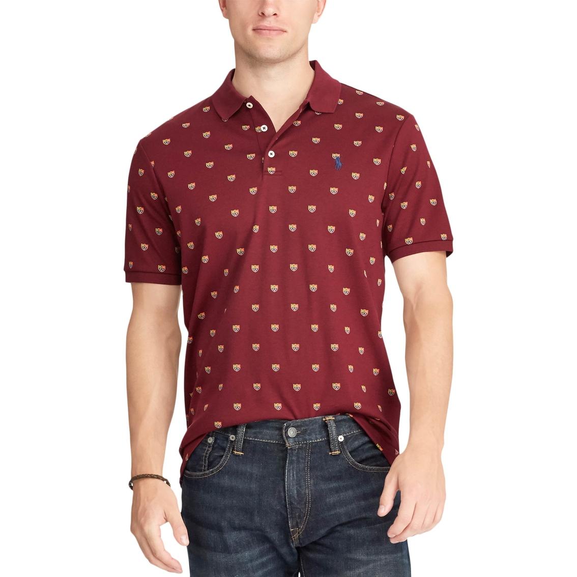 55089d8ca Polo Ralph Lauren Classic Fit Soft Touch Polo Shirt