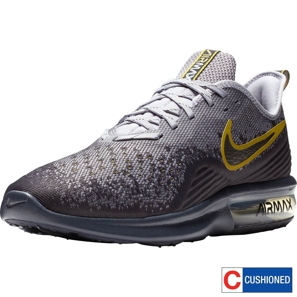 new style 43932 bafe8 Nike Men s Air Max Sequent 4 Running Shoes