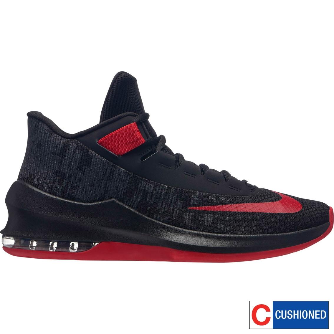 Nike Air Max Infuriate Mid, Chaussures spécial Basket Ball