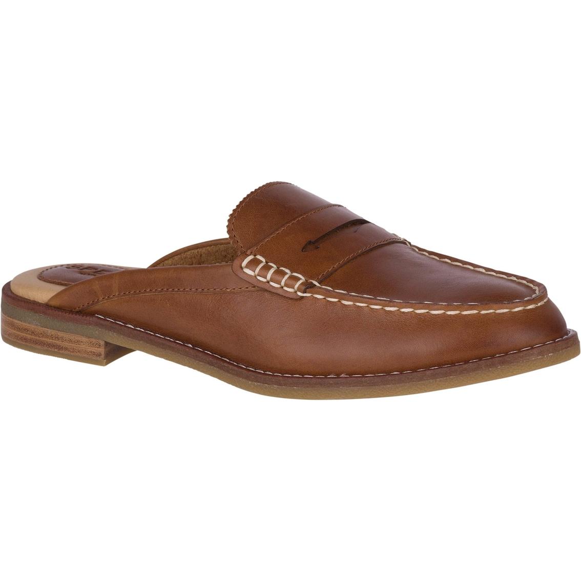 Seaport Fina Penny Mule | Flats | Shoes