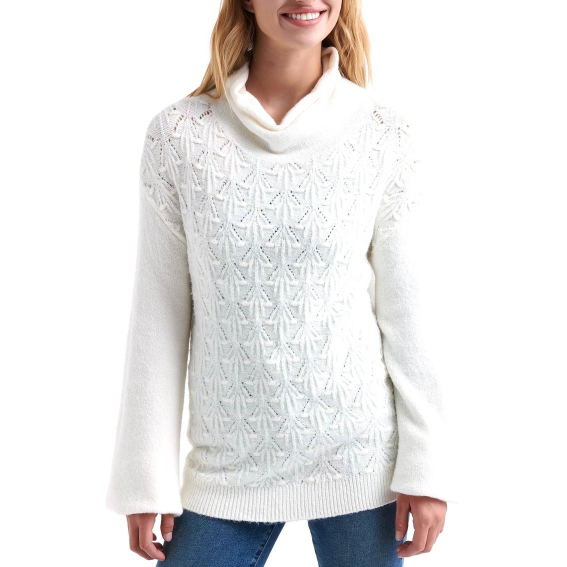 Brand TurtleneckSweaters Shop Pointelle Apparel The Lucky fY7ybgv6